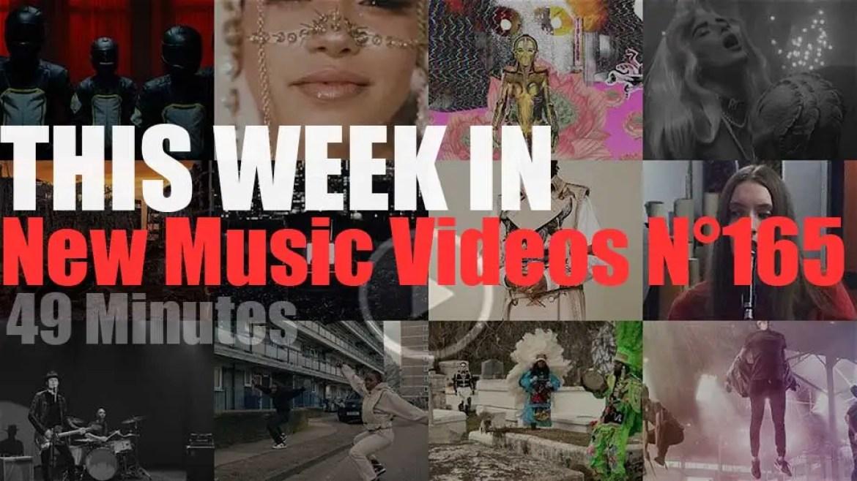 This week In New Music Videos N°165