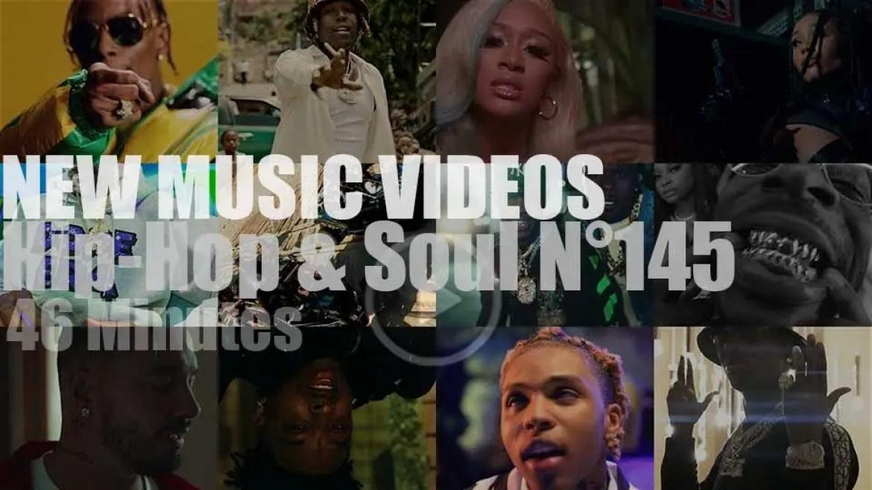 Hip-Hop & Soul N°145 – New Music Videos