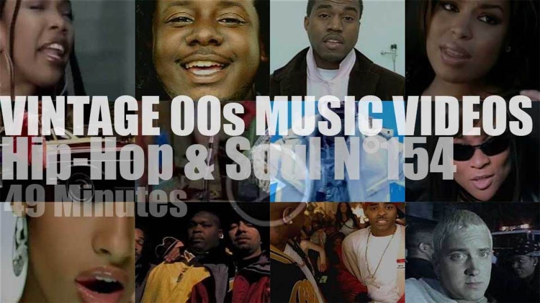 Hip-Hop & Soul N°154 – Vintage 2000s Music Videos
