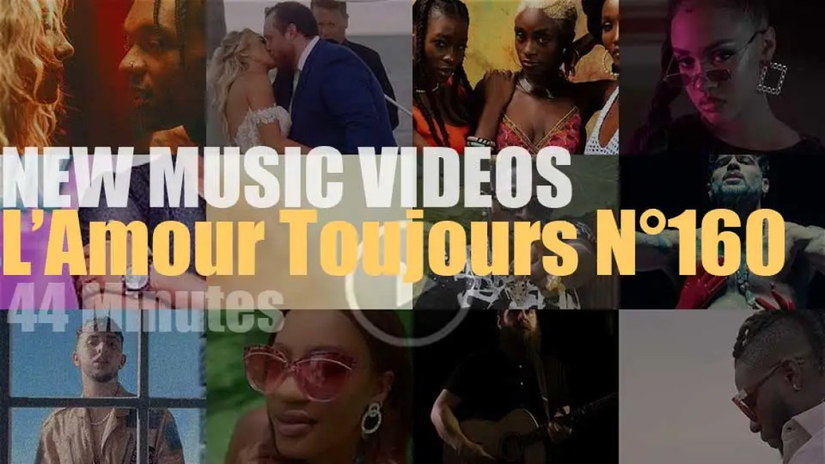 'L'Amour Toujours'  N°160 – New Music Videos