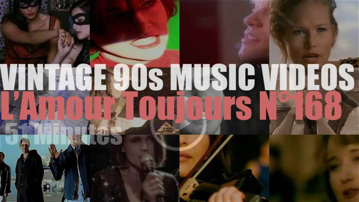 'L'Amour Toujours'  N°168 – Vintage 90s Music Videos