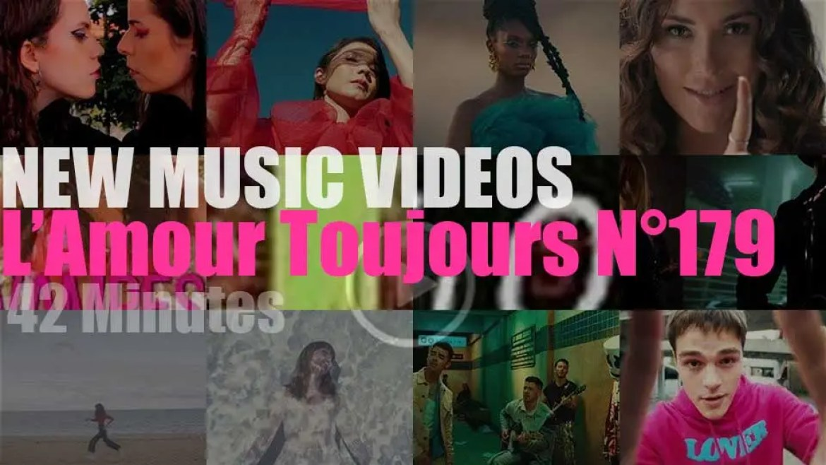 'L'Amour Toujours'  N°179 – New Music Videos