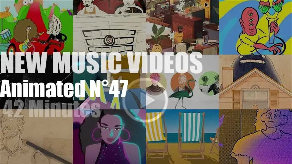 New Animated Music Videos N°47
