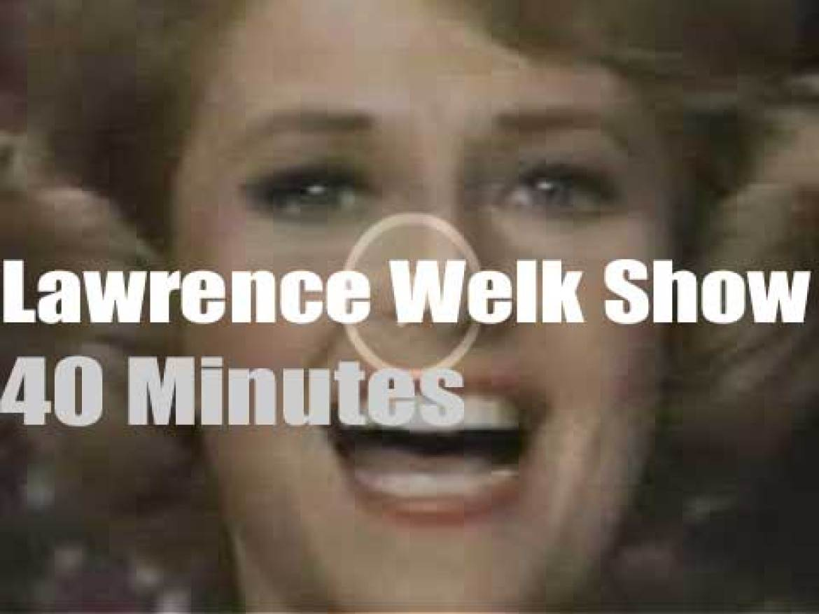 On TV today, Memorial Day at 'Lawrence Welk Show'  (1966)