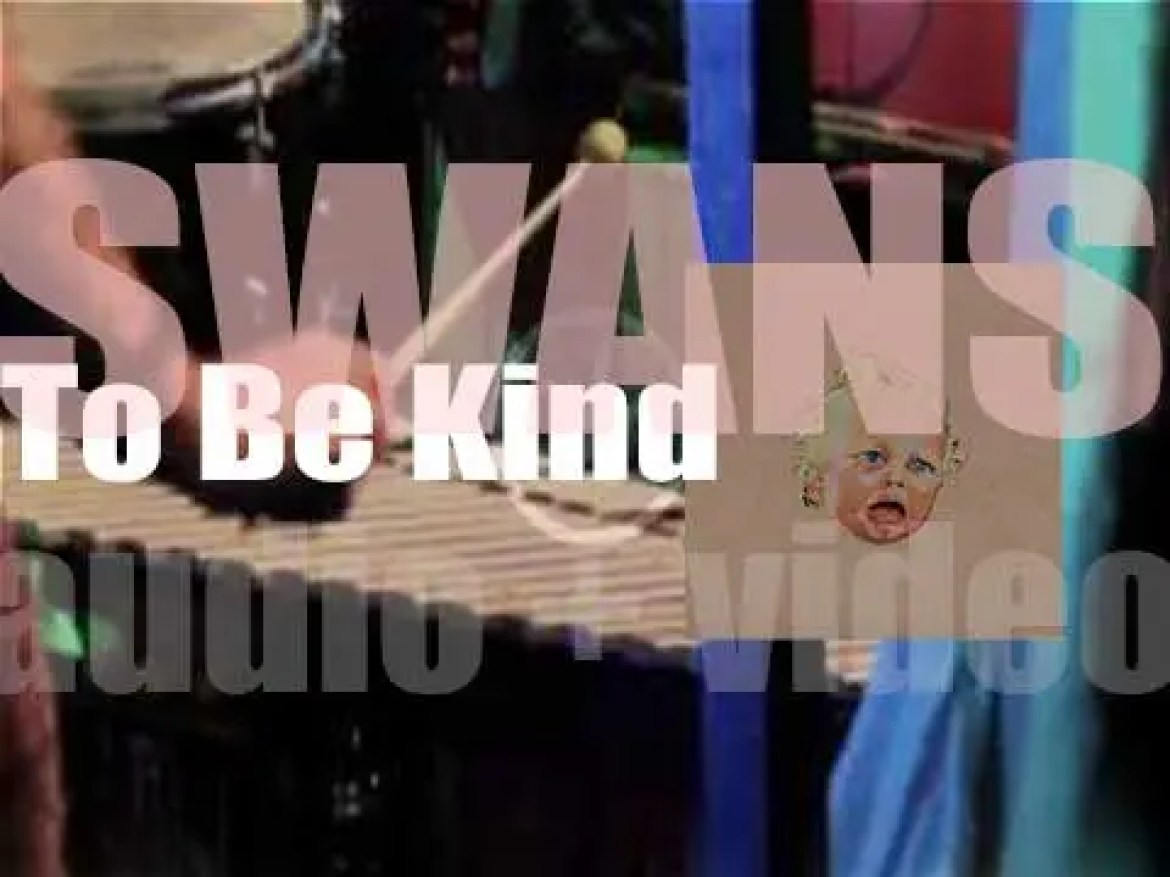 Young God & Mute publish Swans thirteenth album : 'To Be Kind' (2014)