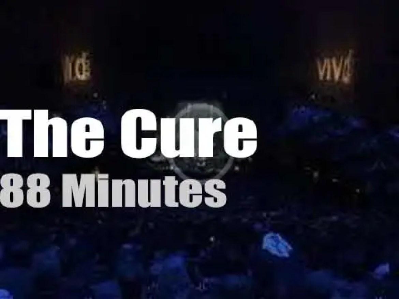 The Cure visit Australia (2019)
