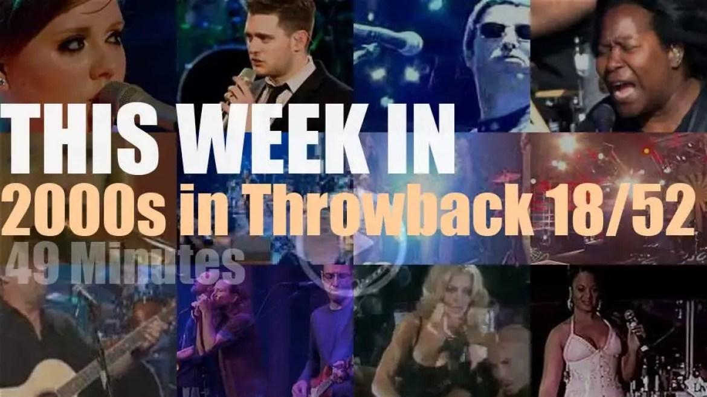 This week In  '2000s Throwback' 18/52
