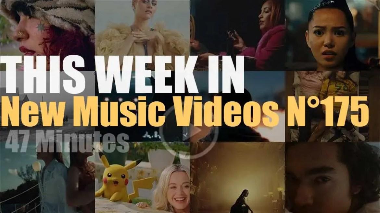 This week In New Music Videos N°175