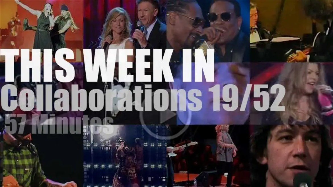 This week In One-Off Collaborations 19/52