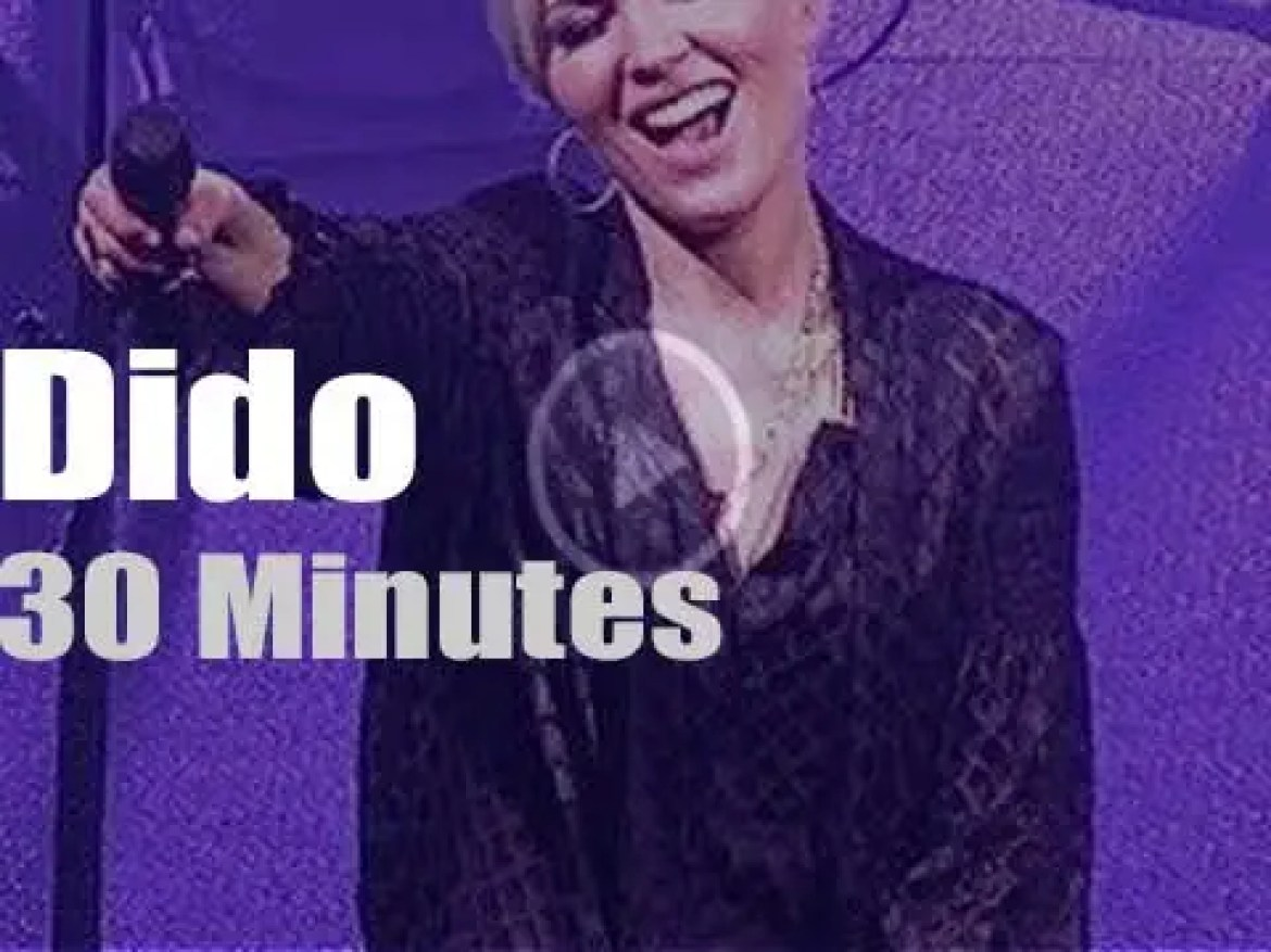 Dido is 'Still On Your Mind' in San Francisco (2019)