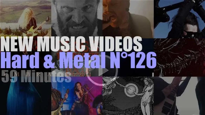 Hard & Metal New Music Videos N°126