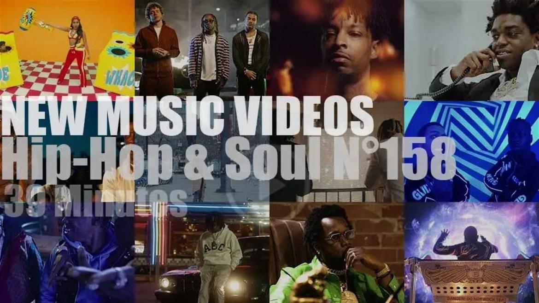 Hip-Hop & Soul N°158 – New Music Videos