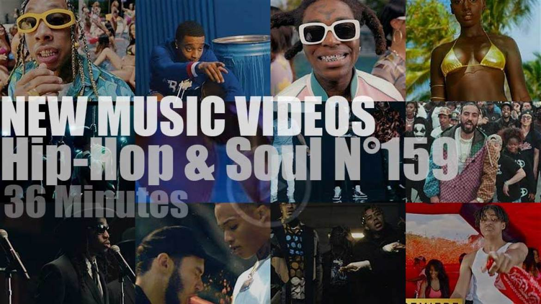 Hip-Hop & Soul N°159 – New Music Videos