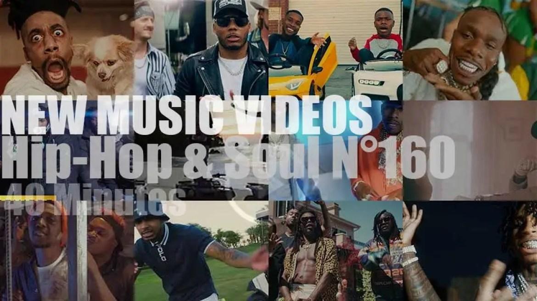 Hip-Hop & Soul N°160 – New Music Videos