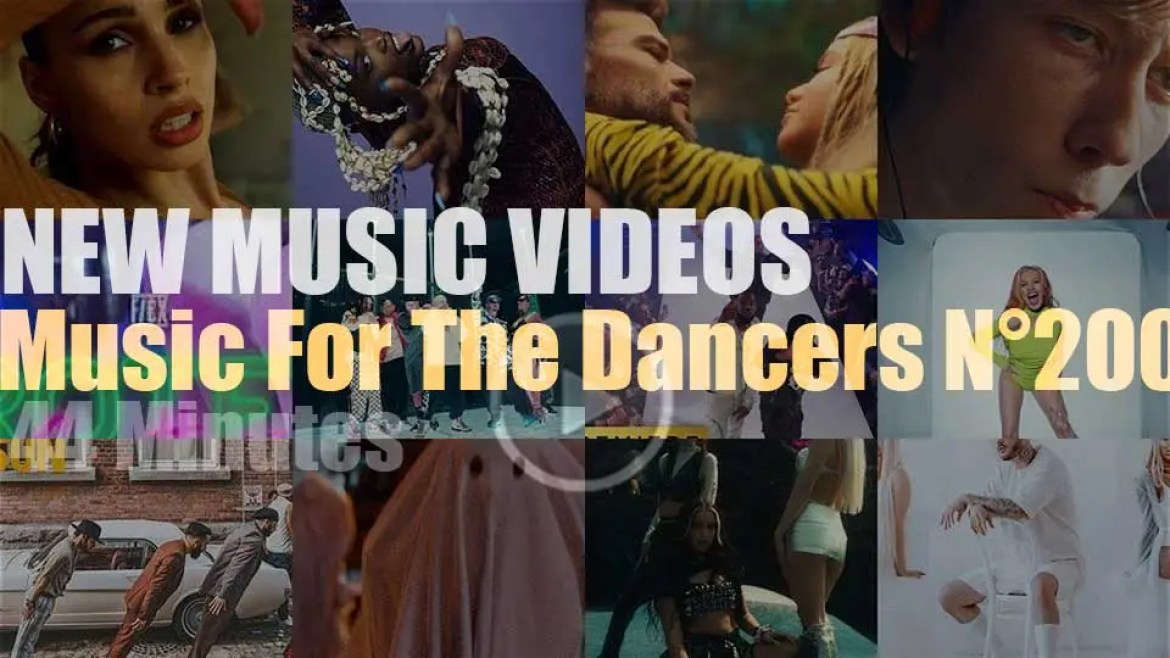 'Music For The Dancers' N°200 – New Music Videos