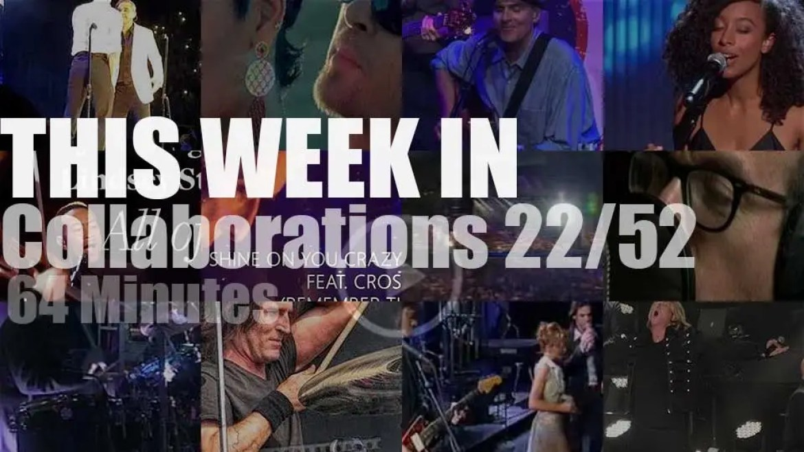 This week In One-Off Collaborations 22/52