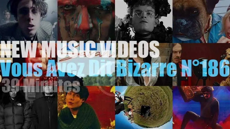 'Vous Avez Dit Bizarre'  N°186 – New Music Videos