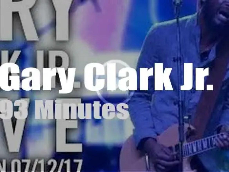 Gary Clark Jr. attends 'Ottawa Bluesfest' (2017)