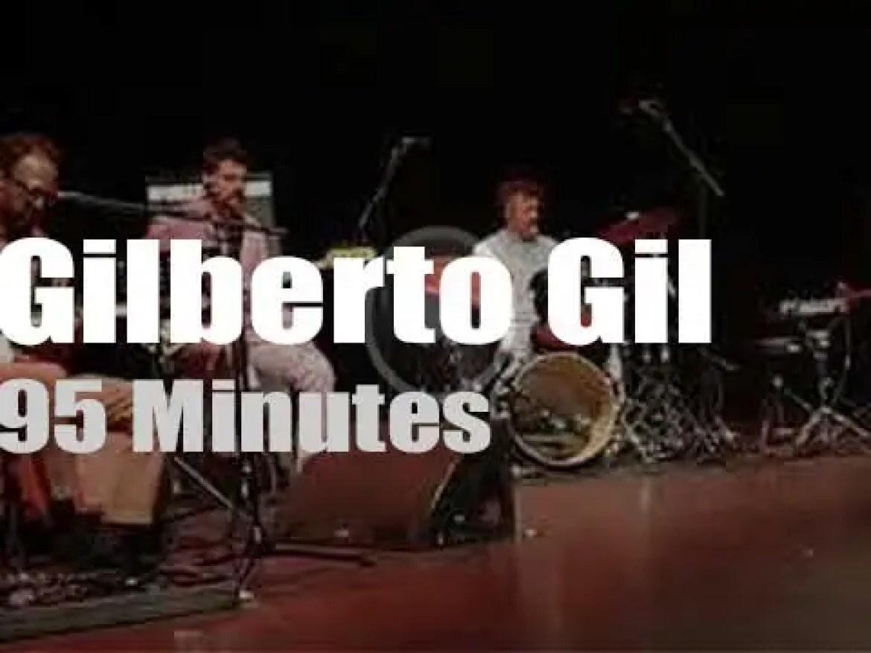 Gilberto Gil celebrates Joao Gilberto in London (2019)