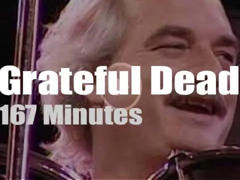 Grateful Dead travel to Chicago (1990)