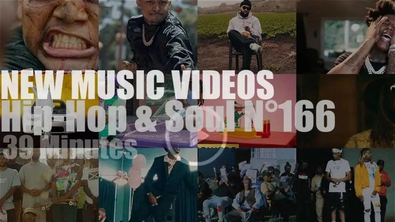 Hip-Hop & Soul N°166 – New Music Videos