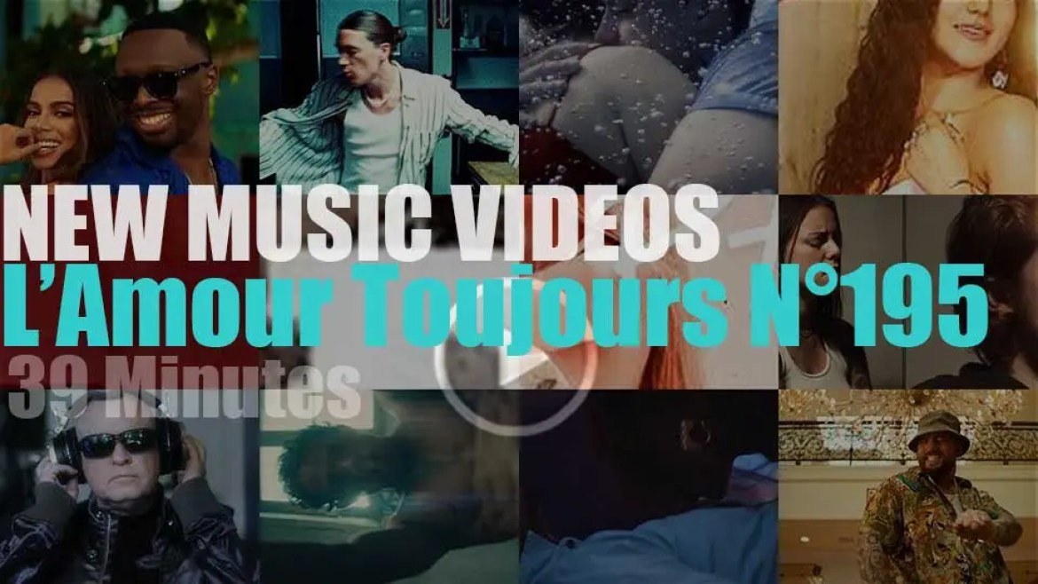 'L'Amour Toujours'  N°195 – New Music Videos