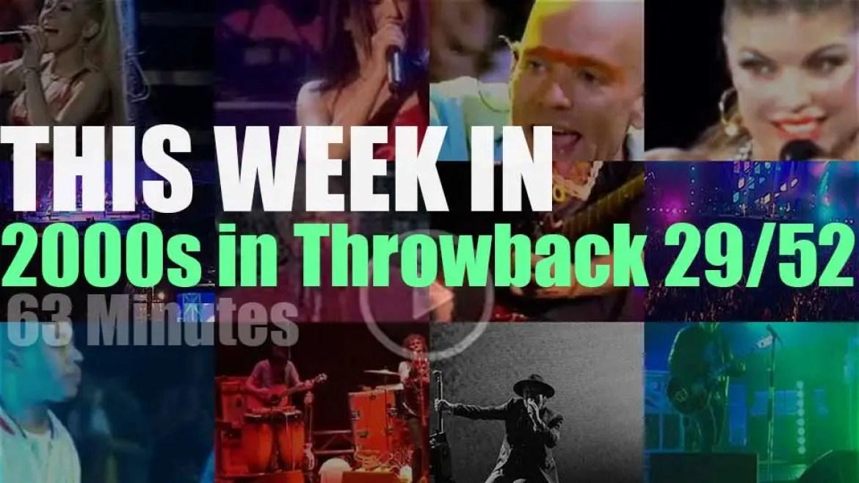 This week In  '2000s Throwback' 29/52