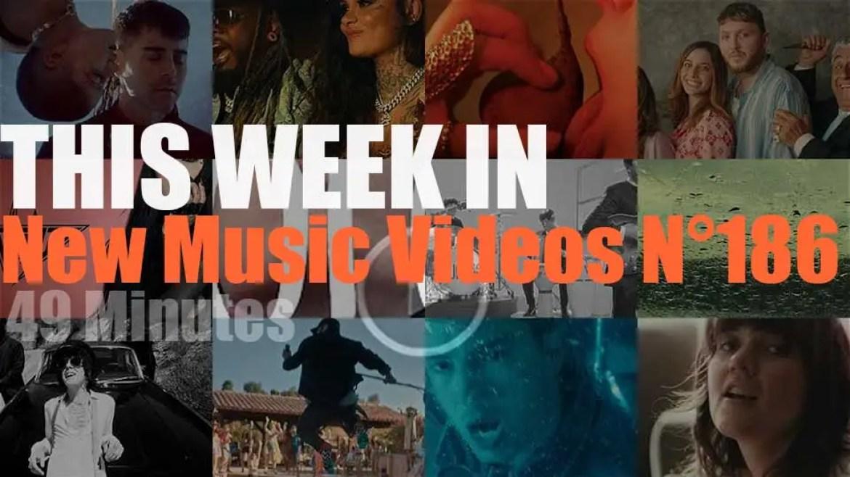 This week In New Music Videos N°186