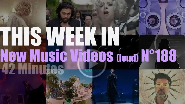 This week In New Music Videos (loud) N°188