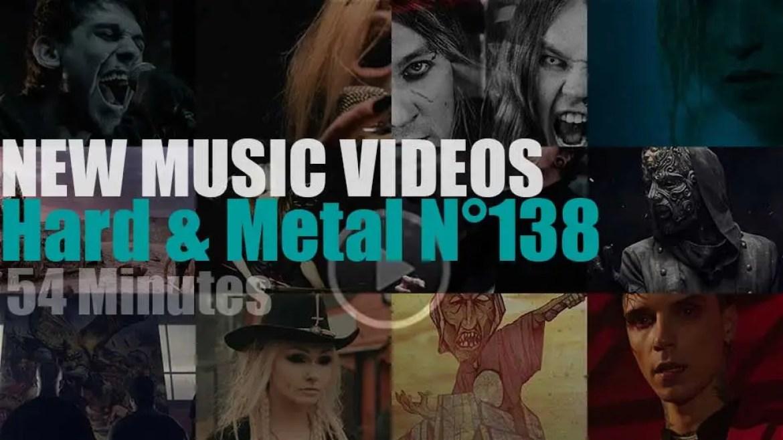 Hard & Metal New Music Videos N°138