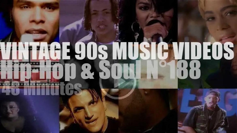 Hip-Hop & Soul N°188 – Vintage 90s Music Videos