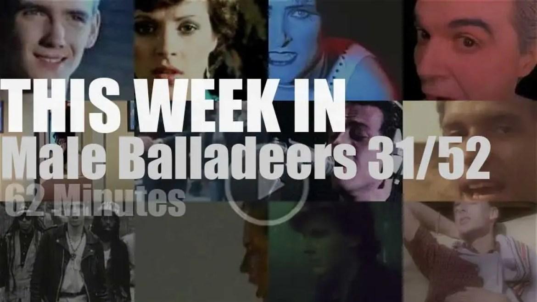This week In Male Balladeers 31/52