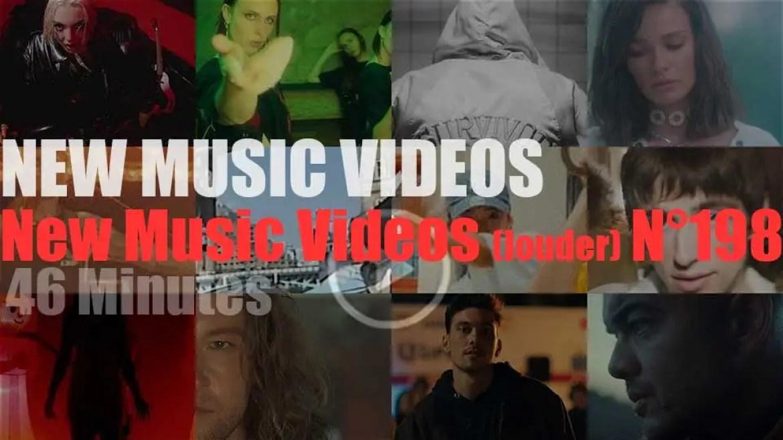 This week In New Music Videos (louder) N°198