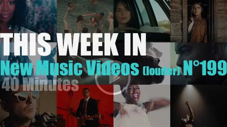 This week In New Music Videos (louder) N°199
