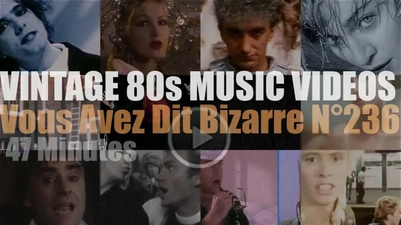 'Vous Avez Dit Bizarre'  N°236 – Vintage 80s Music Videos