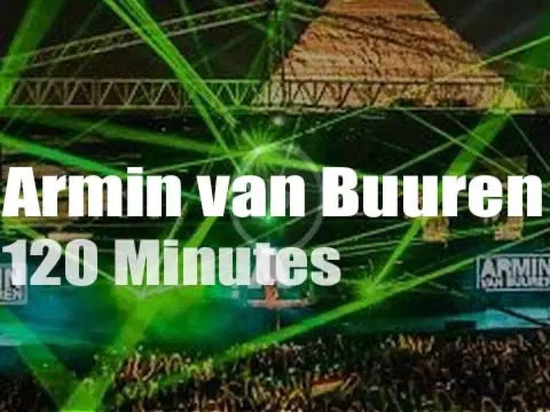 Armin van Buuren rocks the Pyramids (2017)