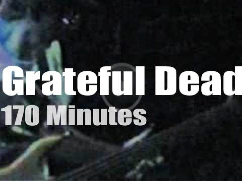 Grateful Dead play in the Garden (1990)