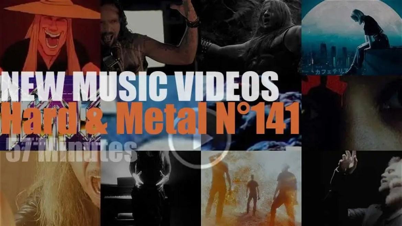 Hard & Metal New Music Videos N°141