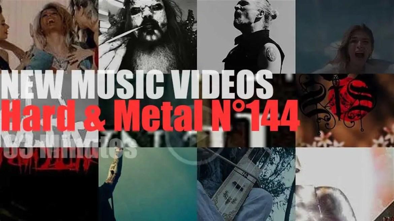 Hard & Metal New Music Videos N°144