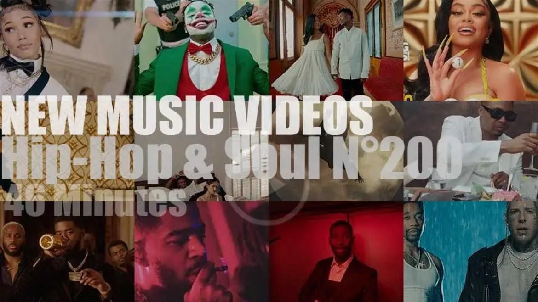 Hip-Hop & Soul N°200 – New Music Videos