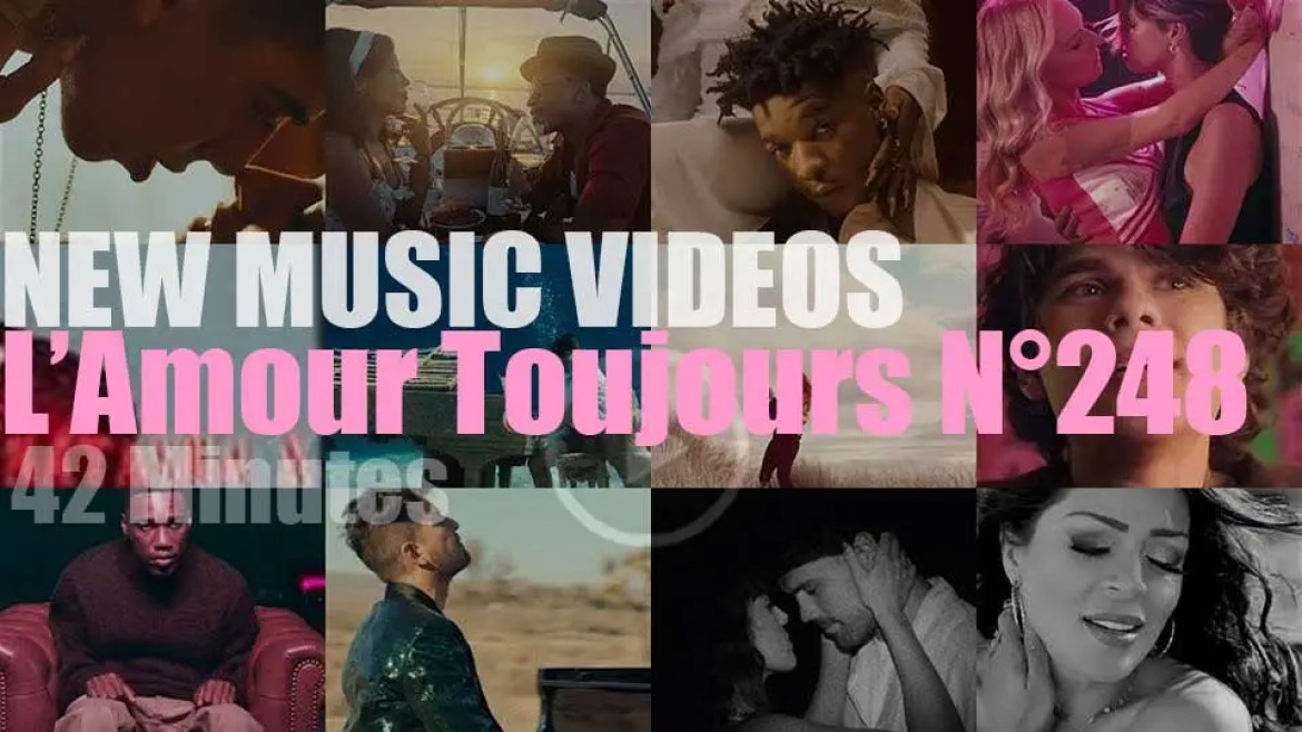 'L'Amour Toujours'  N°248 – New Music Videos