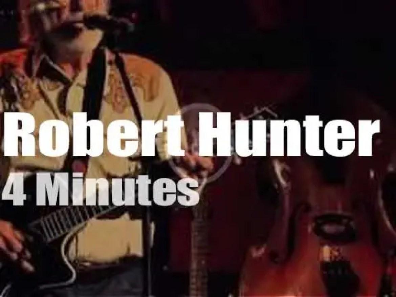 Robert Hunter sings a Dead classic in Nashville (2013)