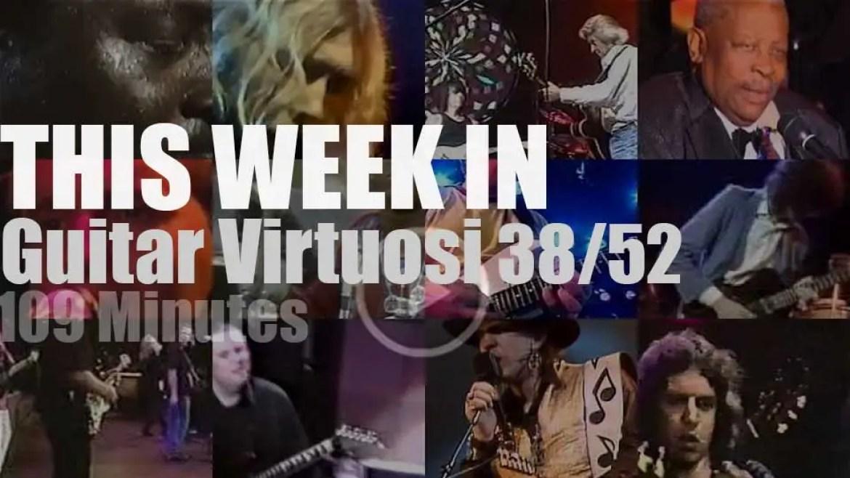 This week In Guitar Virtuosi 38/52