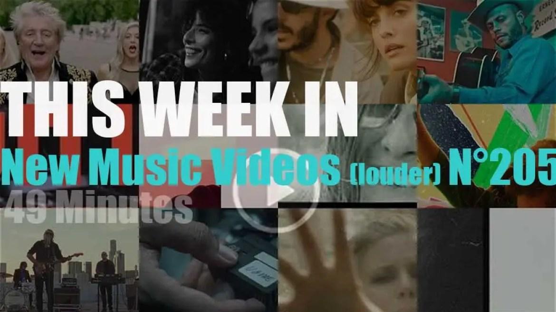 This week In New Music Videos (louder) N°205