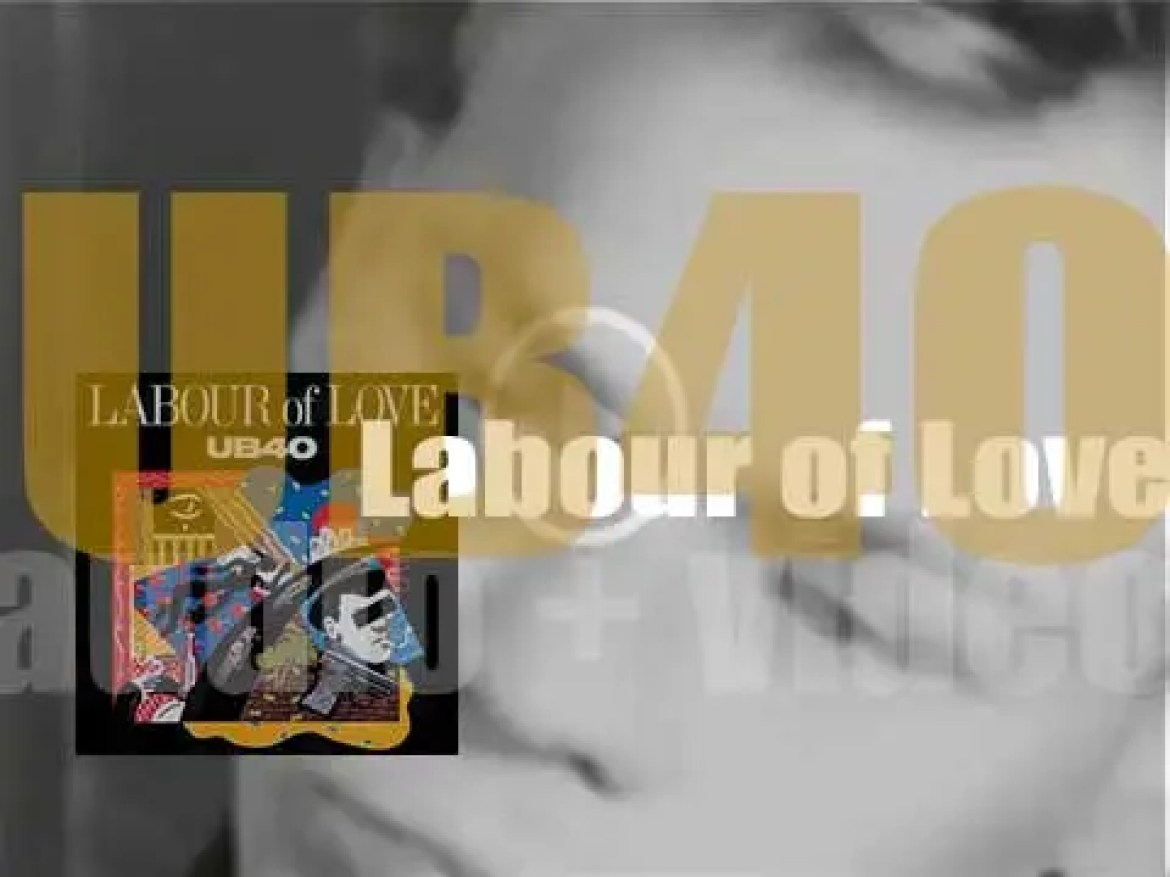 UB40 release  their fourth album : 'Labour of Love' featuring 'Red Red Wine' (1983)