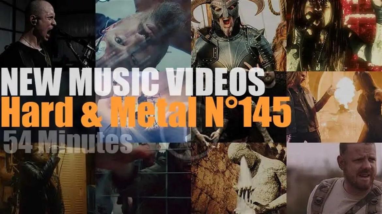 Hard & Metal New Music Videos N°145