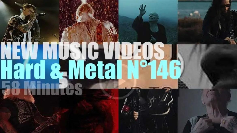 Hard & Metal New Music Videos N°146
