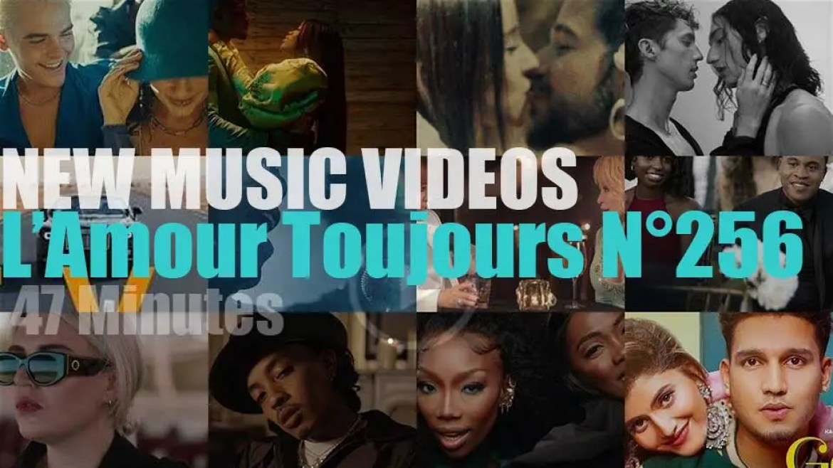 'L'Amour Toujours'  N°256 – New Music Videos