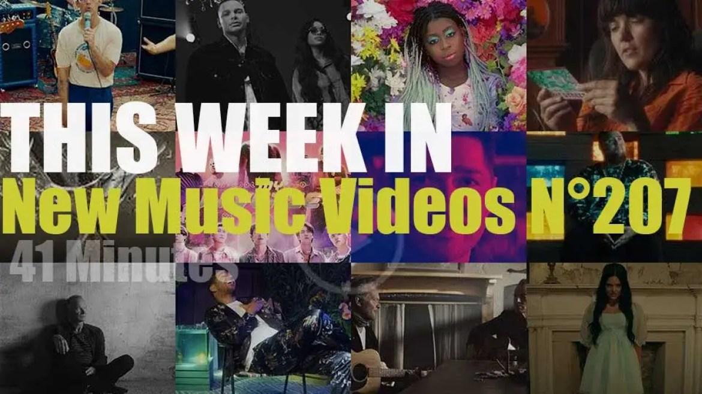 This week In New Music Videos N°207