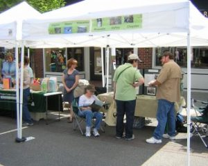 Earth Day Booth 2012
